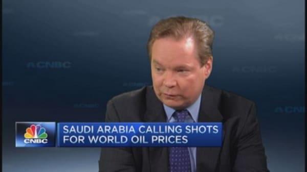 Saudi Arabia, from swing producer to price maker?