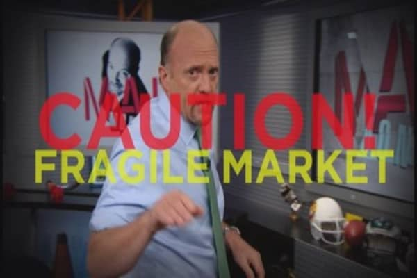 Did the market just bottom? Here's what Cramer thinks