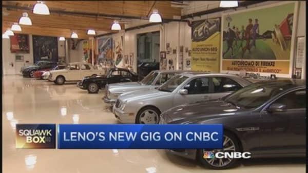 Jay Leno new CNBC gig