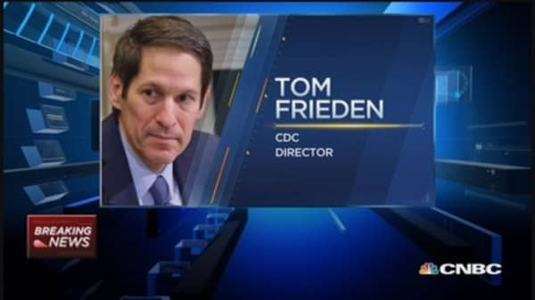CDC Director: Second patient ill, clinically stable