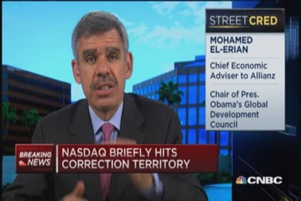 El-Erian: Perfect storm led 10-Year below 2%