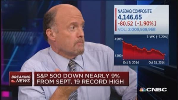 Cramer: Markets too euphoric