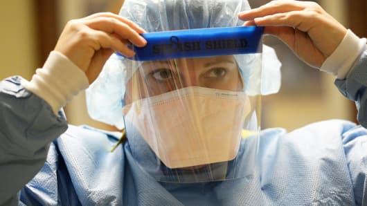 Ebola preparation
