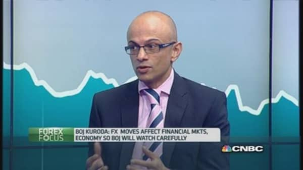 Take BOJ's comments at face value: Barclays