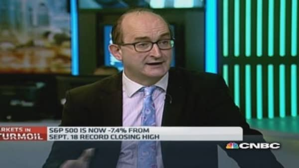 S&P could see another 100 point drop yet: Pro