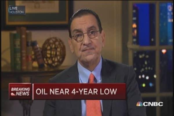 Oil shock creates crude awakening