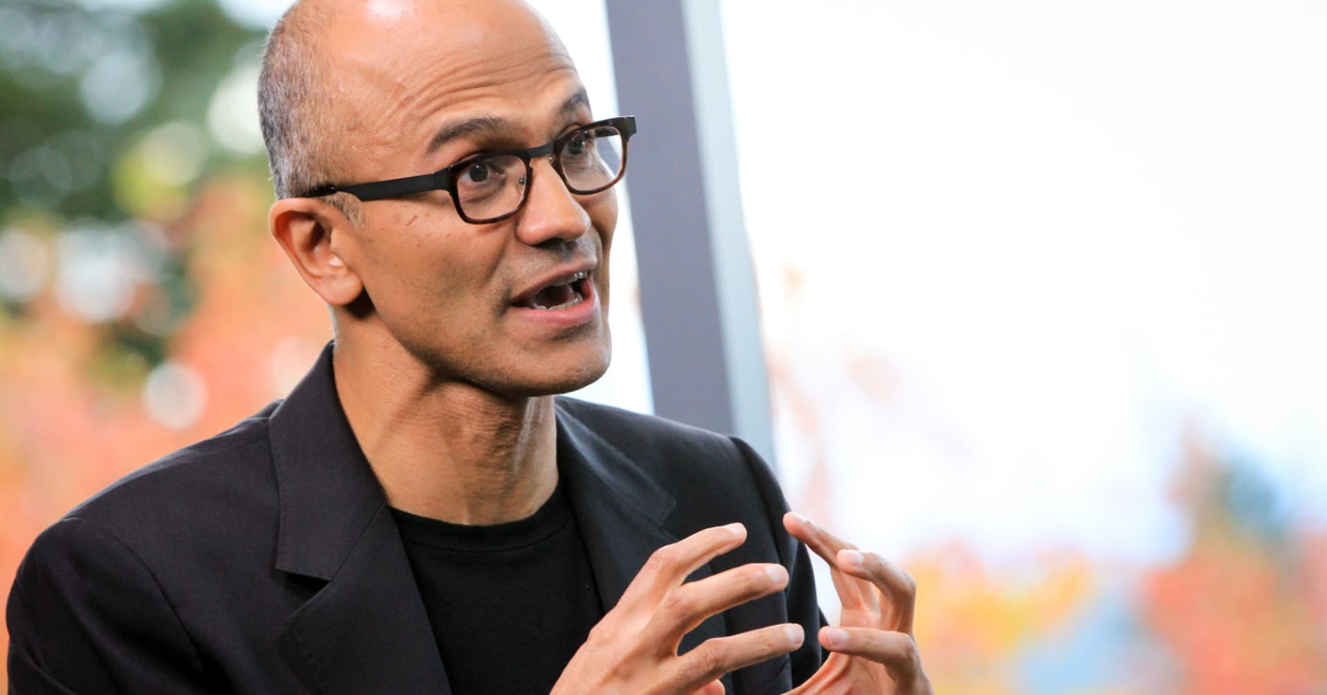 Satya Nadella gave a nod to a rumor about a new Microsoft bundle