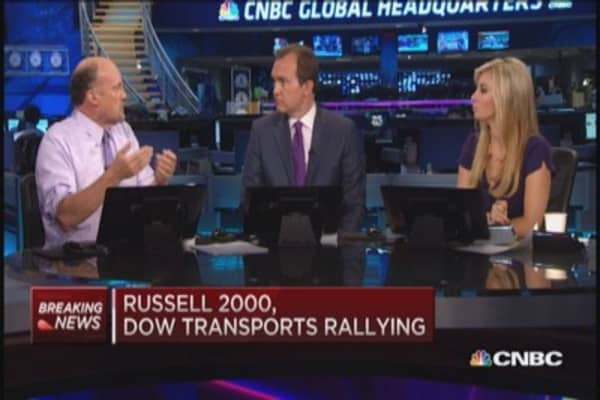 Cramer's market check list