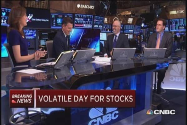 Buy these stocks now