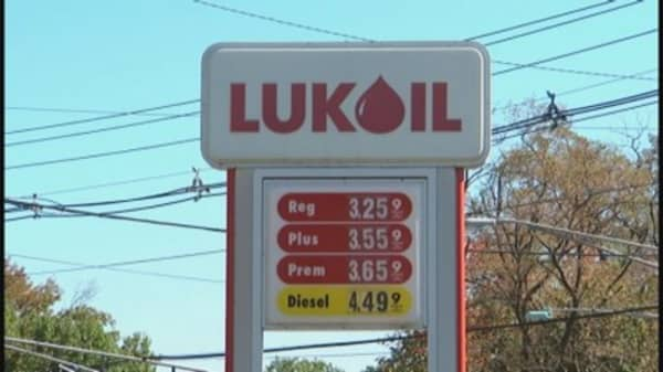 Amid falling energy prices, relief for Main St.