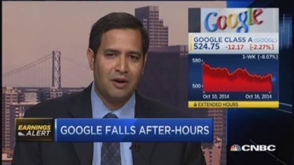 Modest miss, but decent quarter for Google: Pro