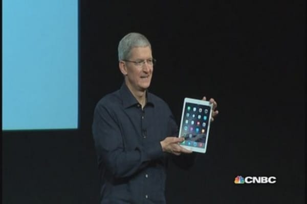 Apple announces the iPad Air 2