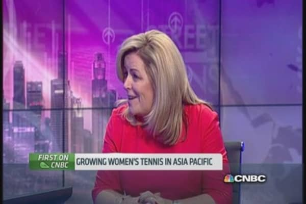 WTA: Women's tennis targets growth in Asia