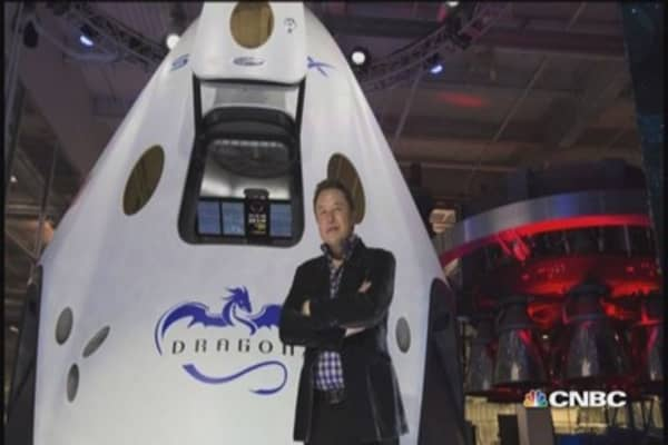 Elon Musk: Rebel, icon & innovator