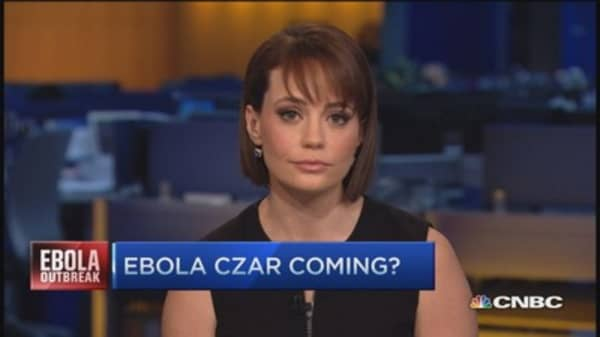 Ebola fear prompts travel ban consideration