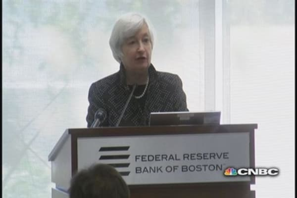 Extent of inequality in US 'greatly concerns me': Yellen