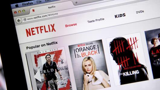 Netflix ir Karma
