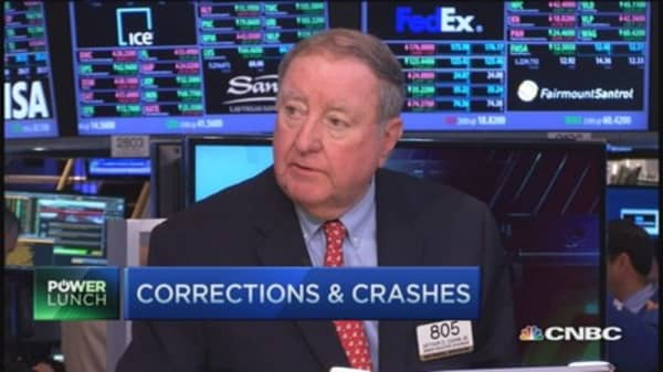 Cashin remembers stock crash of '87