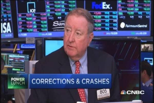 Cashin remembers stock crash of '87