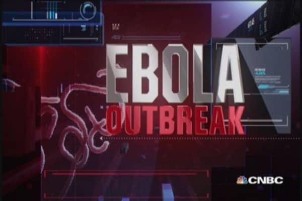 CDC tracking Ebola virus