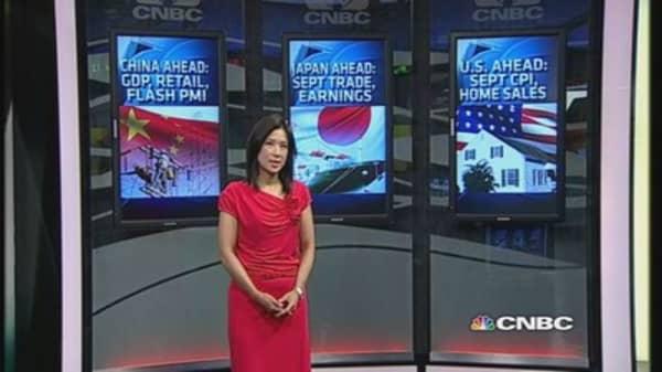 The week ahead in Asia