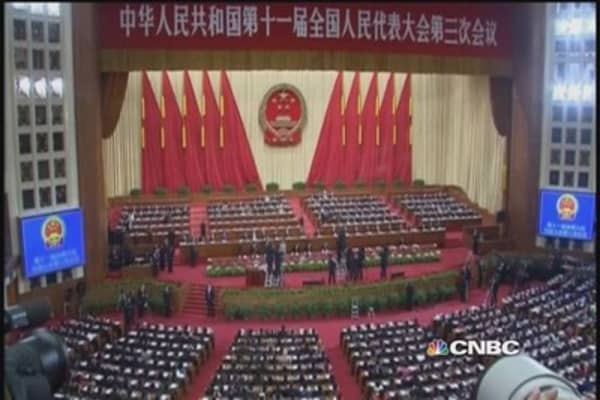 All eyes on China's Fourth Plenum