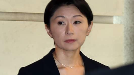 Yuko Obuchi.