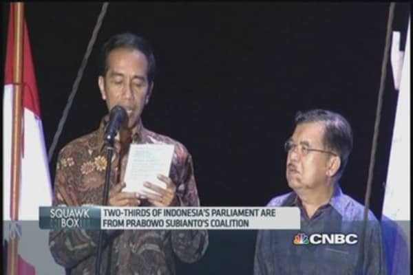 How to play Indonesian stocks under Jokowi