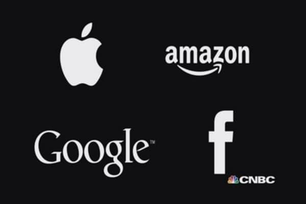 Ecosystems of consumer Internet companies