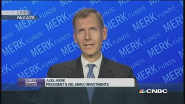China is moving in the right direction: Merk