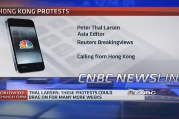 Will Hong Kong talks resolve protests?