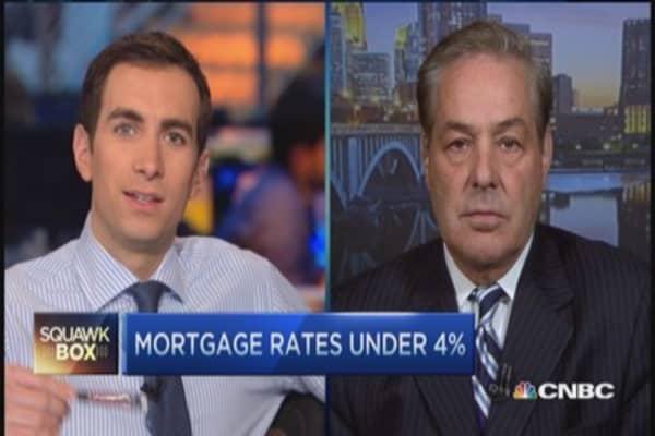 Housing market's mixed signals