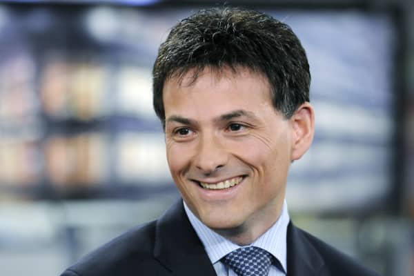 David Einhorn, president of Greenlight Capital Inc.