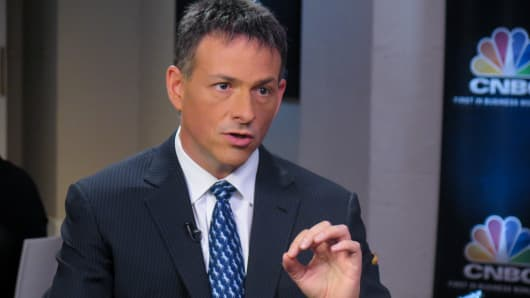 David Einhorn, president of Greenlight Capital.