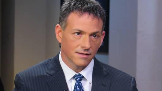 David Einhorn, president of Greenlight Capital.