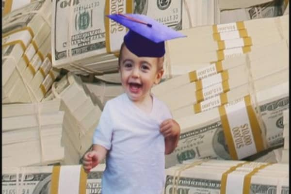 Teaching your kids about money early will payoff