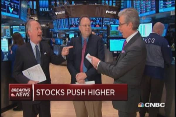 Dow erases last week's decline