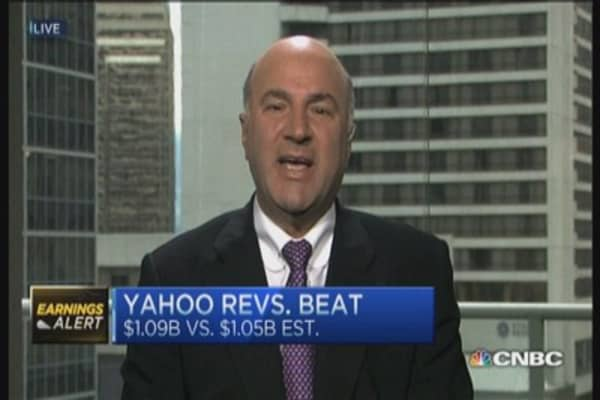 Yahoo should admit missed opportunities: O'Leary