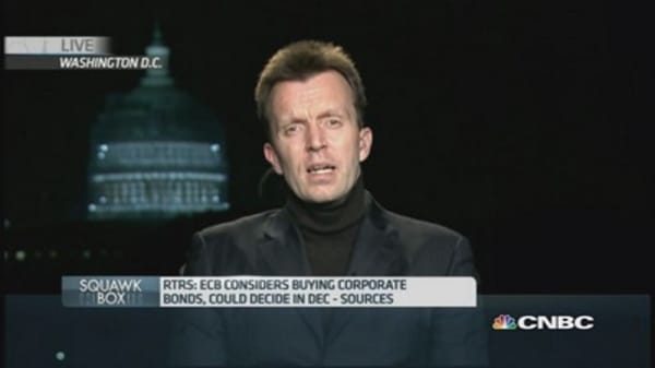 Skeptical about news of ECB corporate bond buys: Pro