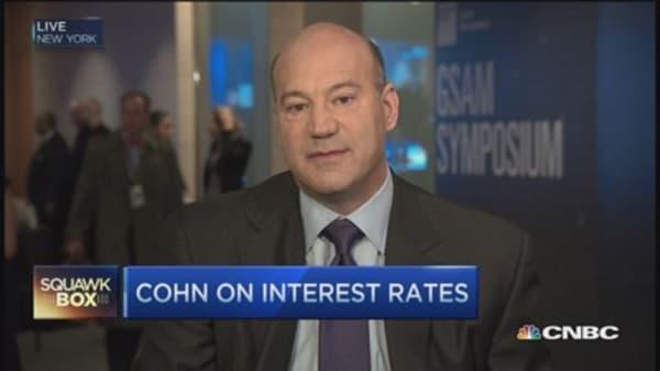 Seeking refuge in US equities