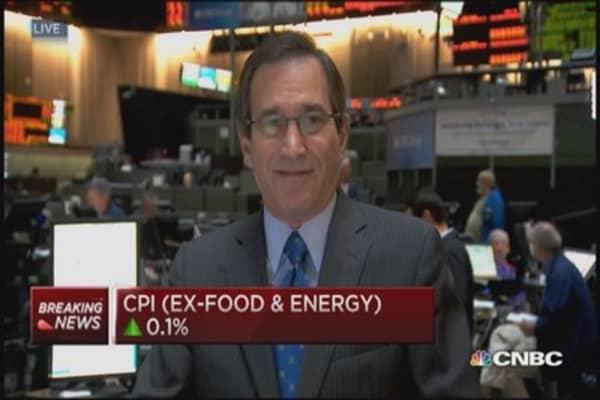 CPI up 0.1% in September