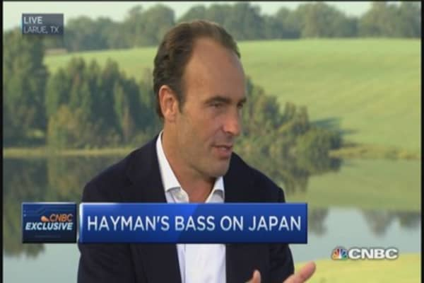 Hayman predicts more macro volatility