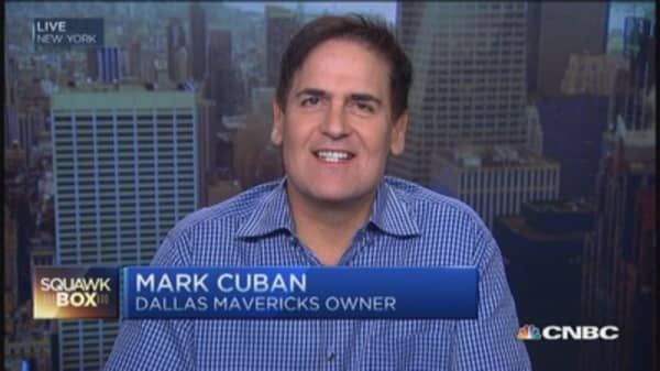 Mark Cuban on politics and prosperity