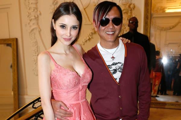 Stephen Hung and Deborah Valdez-Hung