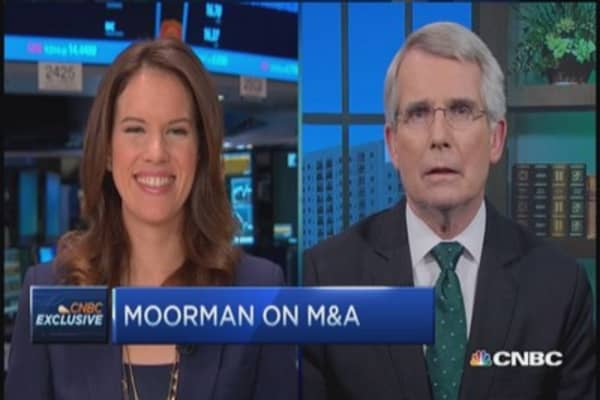 Norfolk Southern CEO: Have growth potential without M&A