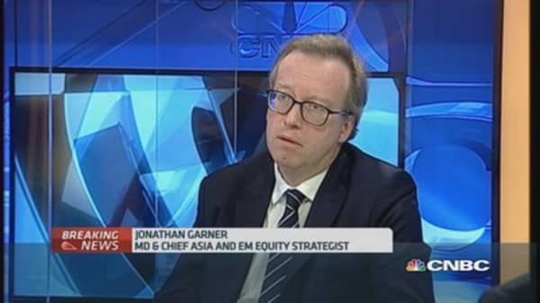 'Reasonably cautious' on China: Morgan Stanley