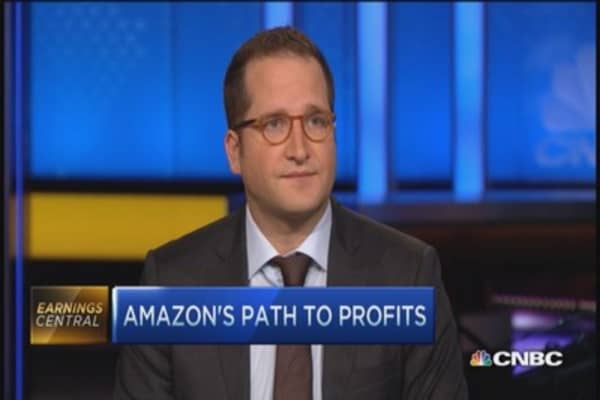 Amazon's profit problem