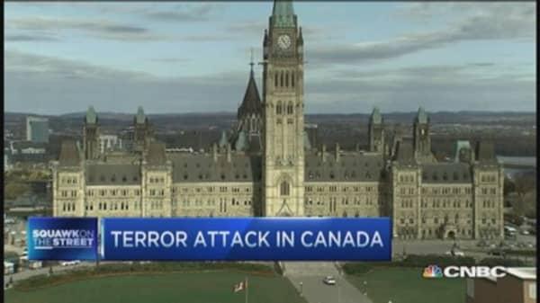 Cramer: Ottawa story shocked people
