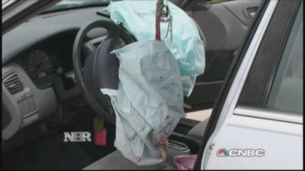 Takata airbag recall widens