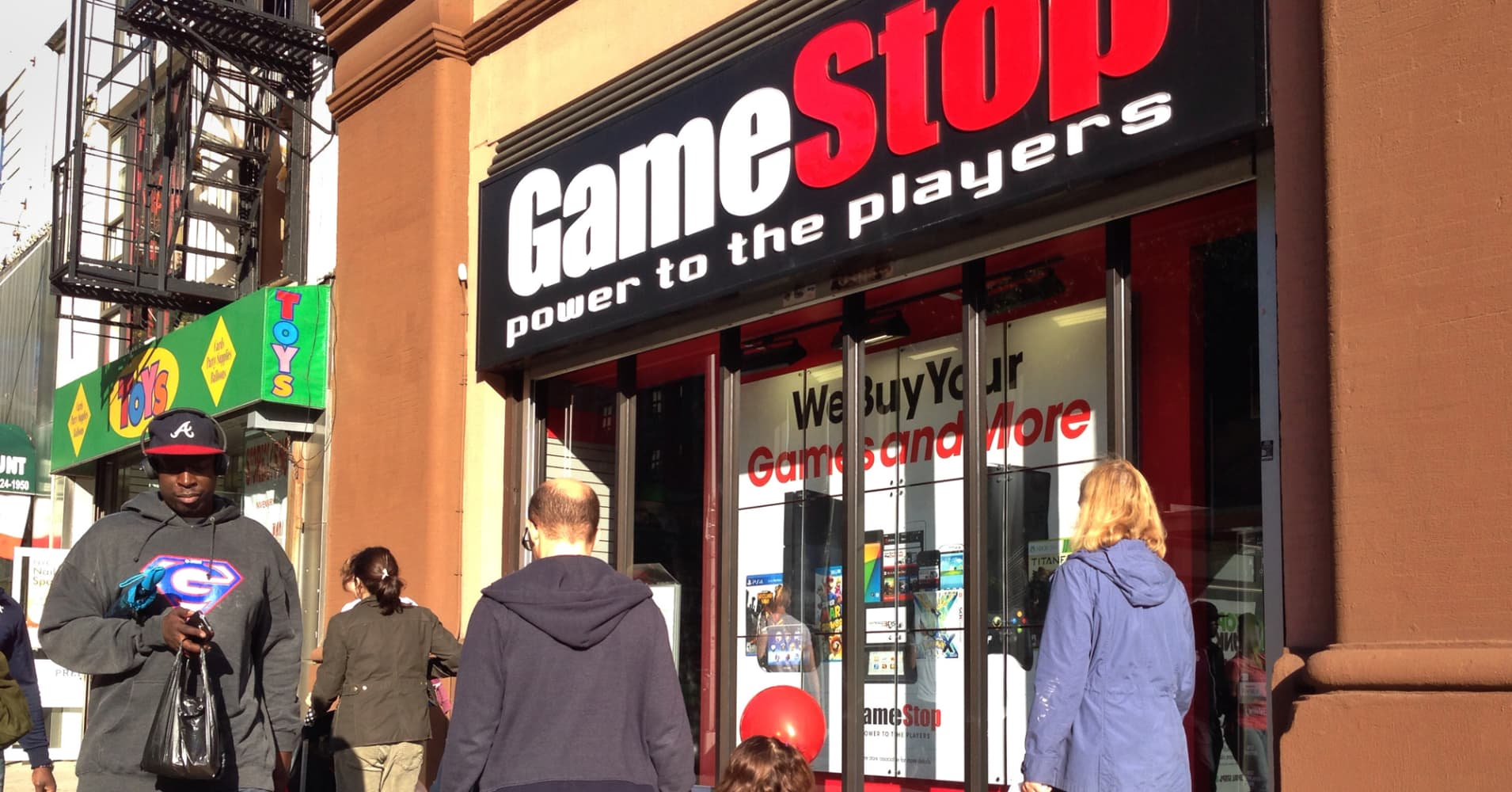 GameStop is doubling down on its investment in surging esports industry